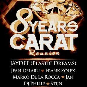 dj Jan @ La Rocca - Carat Reunion 25-12-2014