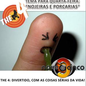 The 4 nove3cinco - QUARTA 23 JULHO2014