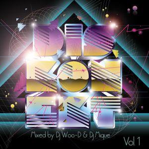 Woo-D & Mique - Diskonekt vol1