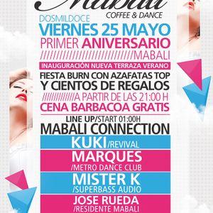 Aniversario Mabali (Mayo 2012)