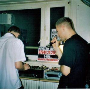 DJ Quest B2B DJ V - Drum n Bass @ Shepherds Bush Studio 30 12 2000
