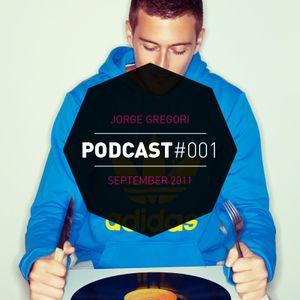 Podcast #001 - September 2011
