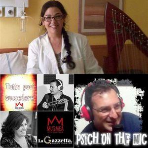 TpS 21/11/2016 Loredana Vasta - musicoterapia - SICP- Psych on the mic - Francesco Cannavà