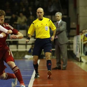 Sebastián Larocca - Futsal www.pasionfutsal.com.ar