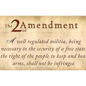 2nd Amendment Rights and current legislation