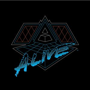 Daft Punk - Prime Time Of Your Life / Brainwasher / Rollin' And Scratchin' / Alive