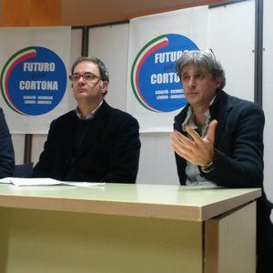 Meoni presenta Futuro per Cortona