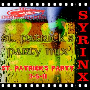 ST. PATRICK'S PARTY MIX (2011)