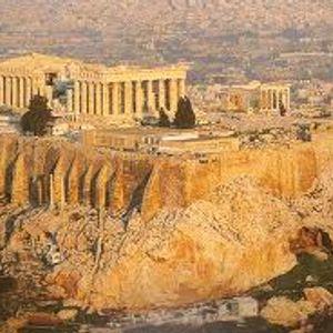 Conférence sur la Grèce avec Nicolas Caudeville et Alexandra Delcamp
