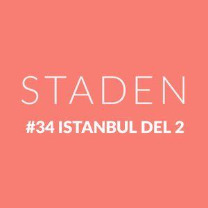 #34 Istanbul del 2 – basarens motstånd och megaprojektens galenskap