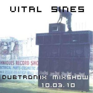Dubtronix Mixshow 10.o3.2010