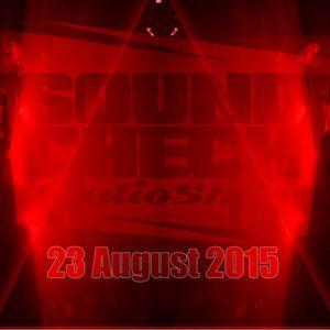 Soundcheck Radio 23 Aug 2015