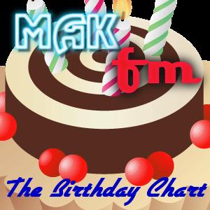 2011.09.10 MAK-FM Birthday Chart (Part 2)