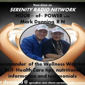 Hour~of~Power: The Law of Cure, with Wellness WarriorZ, Mark Denning, R.N.
