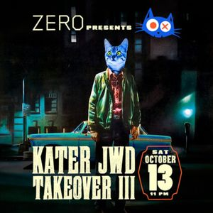 Caleesi & Sarah Kreis - ZERO x Kater Blau, New York (2018-10)