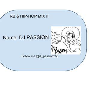DJ Passion HIP-HOP & RB MIX II