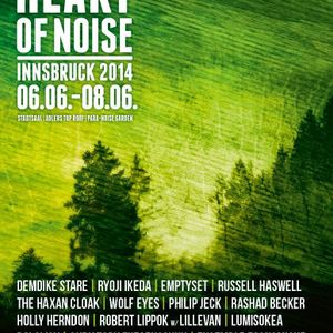 WiseUp 07/2014 - Heart Of Noise 2014: Robert Lippok & Philip Jeck