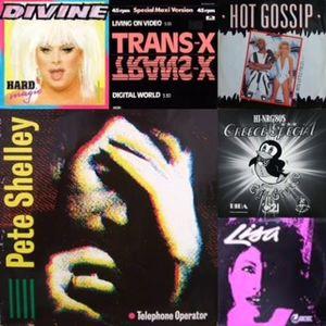 20160618 DJ DAI 80s HI-NRG DISCO SHINJUKU SPECIAL VOL.1