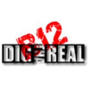 """MIX for """"B12 DIG THA REAL"""" 2011.6.13"""