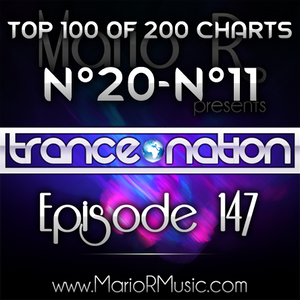 Trance Nation Ep. 147 (16.03.2014) [Top 100 Of 200 Charts - N°20-N°11]