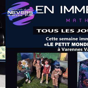MATHIEU EN IMMERSION - LE PETIT MONDE DE REMY - REPORTAGE INTEGRAL