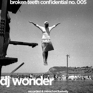 Broken Teeth Confidential No. 005 Dj Wonder - Grime/Trap mix