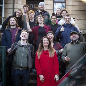 WW Glasgow: Rebecca Vasmant with Werkha, Strata & Vixon Sound // 16-12-19