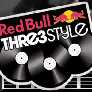 DJ Son Redbull 3style Practice Set
