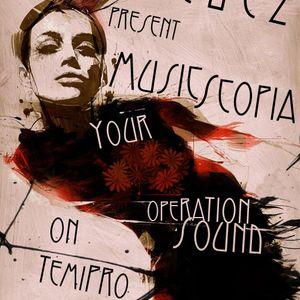Tedez @ MusicScopia on TemiPro Radio Ep.3 27.03.2011