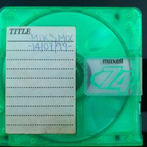 Mik's Mix 14/07/99