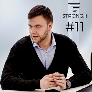 STRONG.lt podcast #11: Donatas Smailys