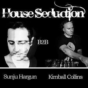 House Seduction - Sunju Hargun B2B with Kimball Collins at QBar Bangkok