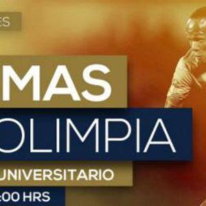 Pumas golea al Club Olimpia