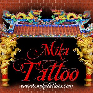 Mika tattoo feelings by deejay quique gc