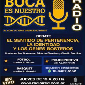 Boca es Nuestro. Programa 21. Jueves 22/12/16 en Radio iRed HD.