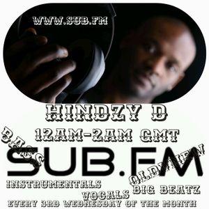 Hindzy D's Monthly Bass Suppliment 2016