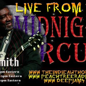 LIVE from the Midnight Circus 6/29/2015 with JC Smith