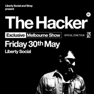 ANML TRAX @ The Hacker - The Liberty Social 30/05/2014