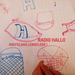 Radio Hallo (Roefeldag I) - 27 juni 2015