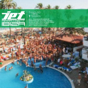 Mettylectro live from Jet Poolside // Tiare Beach (July2012)