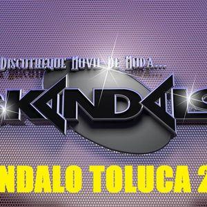 Skandalo En Toluca 2014