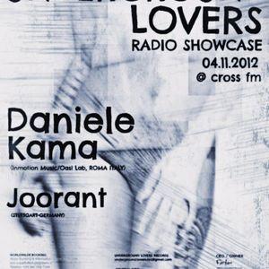 Daniele Kama session for Underground Lovers @ cross fm