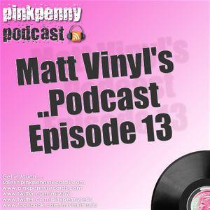 Mr Vinyl - Podcast Episode 13