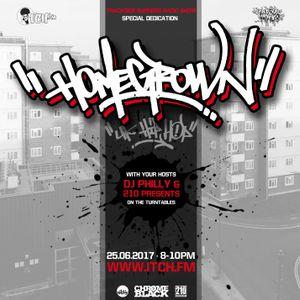 DJ Philly & 210 Presents Trackside Burners Radio Show 189