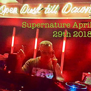 Supernature April 29th 2018