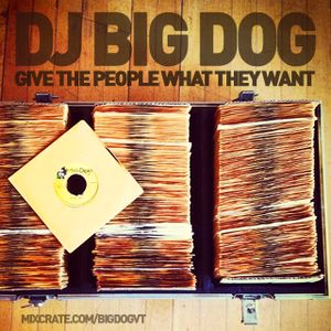 dj big dog -  give the people what they want