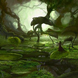 O Pantano - Breskajne Tame