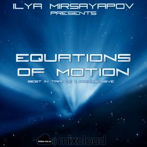 Ilya Mirsayapov - Equations of Motion 010
