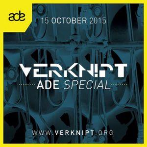 Andrea Oliva live @ Ants Verknipt ADE Special (ADE 2015) – 15.10.2015