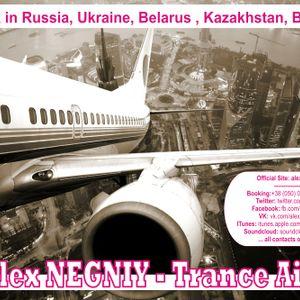 Alex NEGNIY - Trance Air - Edition #60
